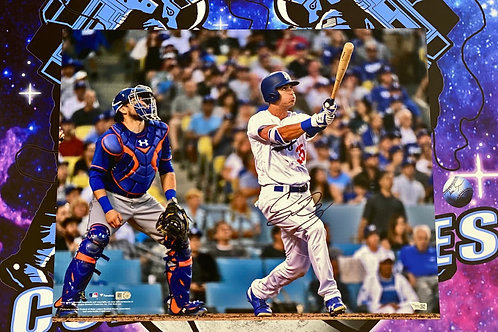 Cody Bellinger Signed 16x20 (MLB Authenticated)