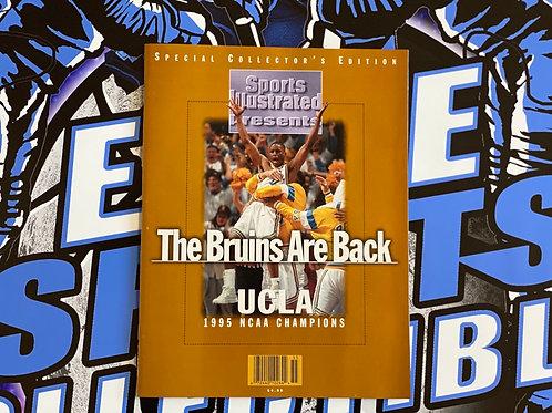 1995 UCLA Men's B-BALL SI Magazine