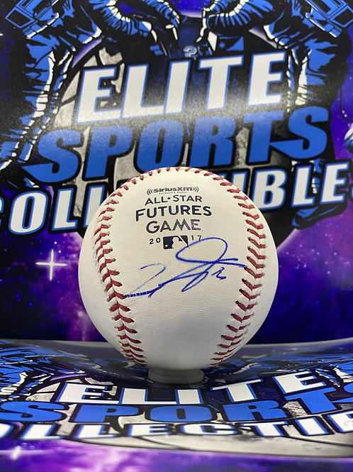 Victor Robles (JSA Authenticated)