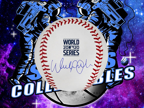 *PREORDER* Walker Buehler (Beckett Authenticated)