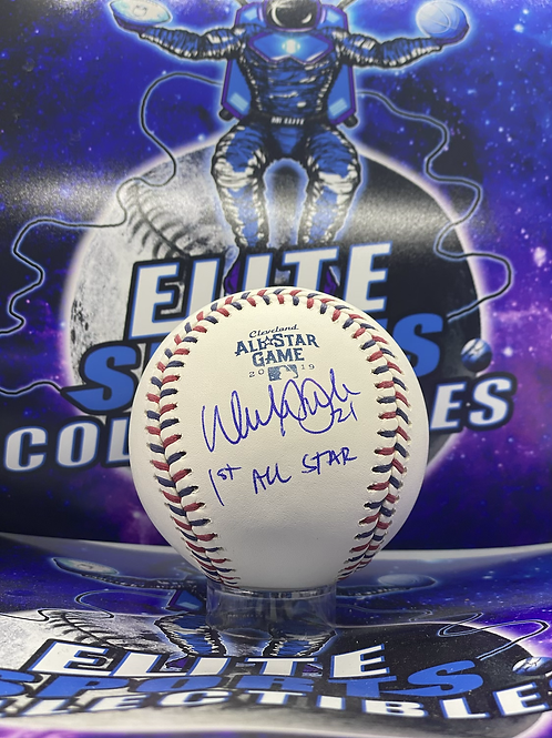 """Walker Buehler """"1st All Star"""" (PSA/DNA Authenticated)"""