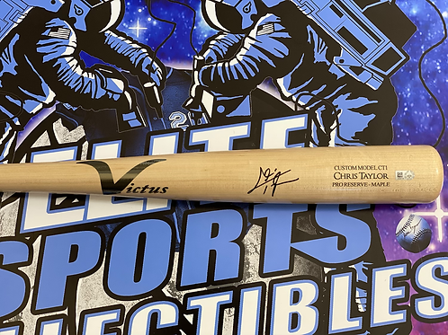 Chris Taylor (MLB Authenticated)