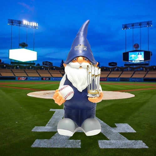 Dodgers Limited Edition 12 Inch WS Gnome