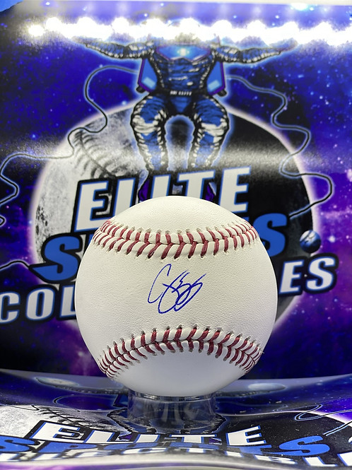 Corey Seager (MLB Authenticated)