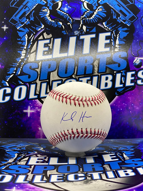 """Kody Hoese """"LAD's '19 1st Rd Pick"""" (Beckett Rookie Graph)"""