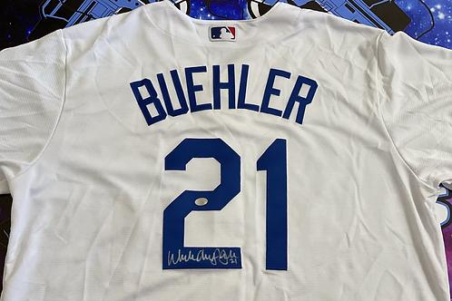 "Walker Anthony Buehler Signed Authentic""2020 Nike Jersey"" (Buehler Authenticated"