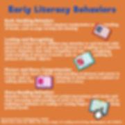 EarlyLiteracyBehaviors