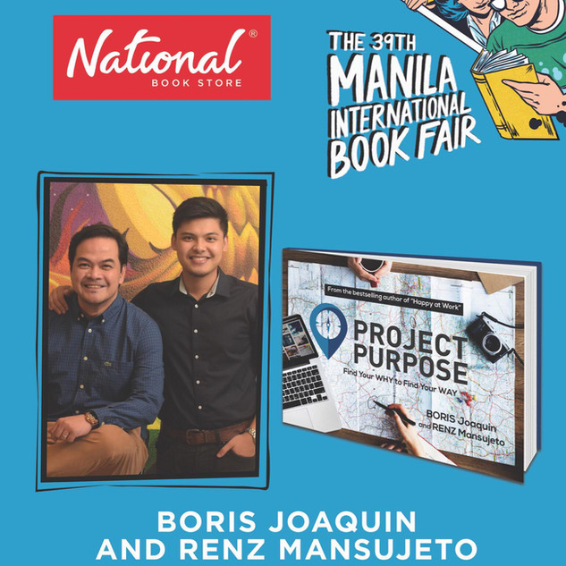 Project Purpose Book Signing with NBS
