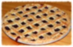 Такие тарты можно выпекать с любыми ягодами и фруктами на ваш вкус.