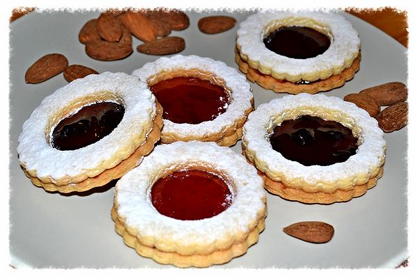Линцерское печенье. Домашняя выпечка Светланы Коноваловой