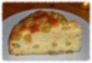 Виноградный пирог от Джейми Оливера. Домашняя выпечка Светланы Коноваловой.