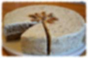 Медово - ореховый торт. Домашняя выпечка Светланы Коноваловой