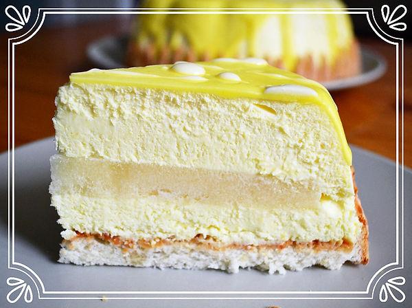 Торт с пармезаном