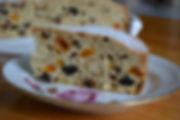 Кекс с сухофрукатми и орехами. Домашняя выпечка Светланы Коноваловой