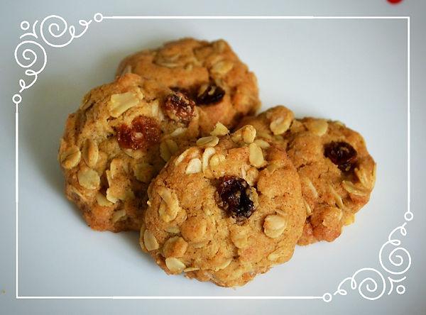 Овсяное печенье. Домашняя выпечка Светланы Коноваловой