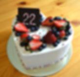 Низкобелковый торт