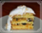 """Торт """"Южный"""" Это классика американского юга. Торт без крема. Вместо крема- невероятная смесь из грецких орехов, кокосовой стружки, чернослива и сочных апельсиновых цукатов. Плотный бисквит и мягкая, тягучая меренга сверху. """"Южный"""" - один из тех тортов, которые создают совершенно особенную, тёплую атмосферу за столом. Очень необычный и запоминающийся. Домашняя выпечка светлаы Коноваловой"""