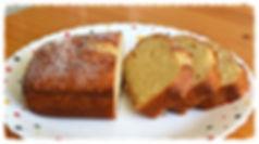 Сладкий пирог с влажной текстурой и приятной лимонной кислинкой