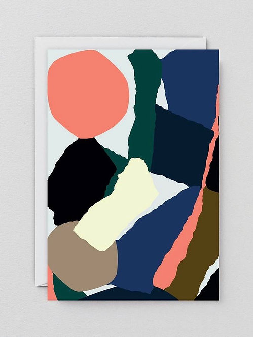 Abstract 5 - Art Card