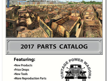 The 2017 Parts Catalog is now available online, Printed Catalog coming soon!