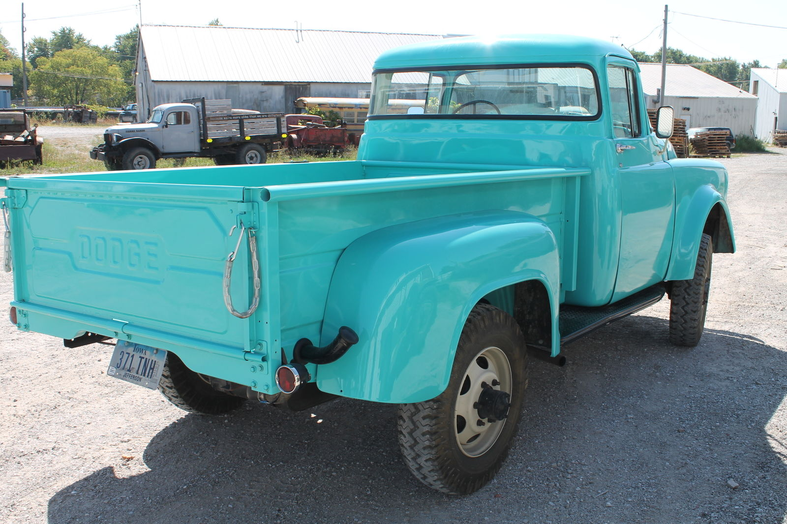 1957 Dodge W200 Serial #1