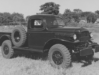 New Vintage Power Wagons Newsletter