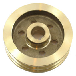 Front Engine Drive Pulley for Fan/Governor
