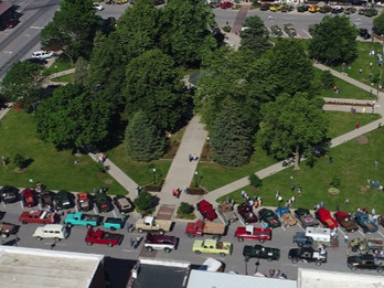 The 33rd Annual Vintage Dodge Power Wagon Rally