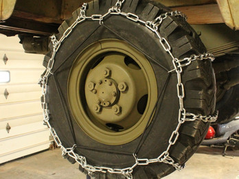 New Tire Chains