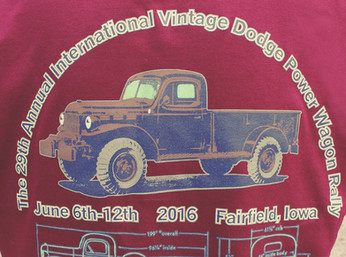 2016 VPW Rally Shirts Are Here!