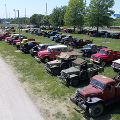 2019 Annual Power Wagon Rally - Dates  (Schedule coming soon!)
