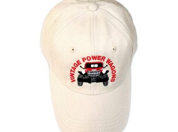 New Khaki VPW Logo Summer Hats Now Available!