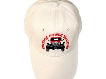 New Khaki VPW Logo Summer Hats Now Available!
