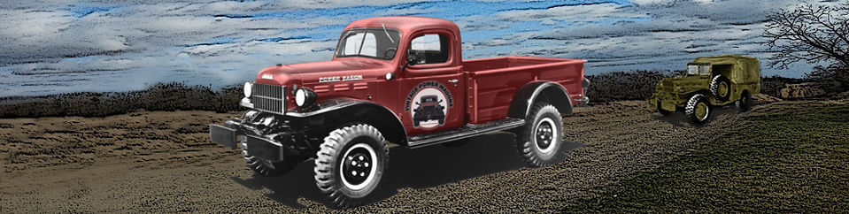 Vintage Power Wagons - Your Source for Vintage Dodge 4x4 Power Wagon & 2WD Dodge Truck Parts & More