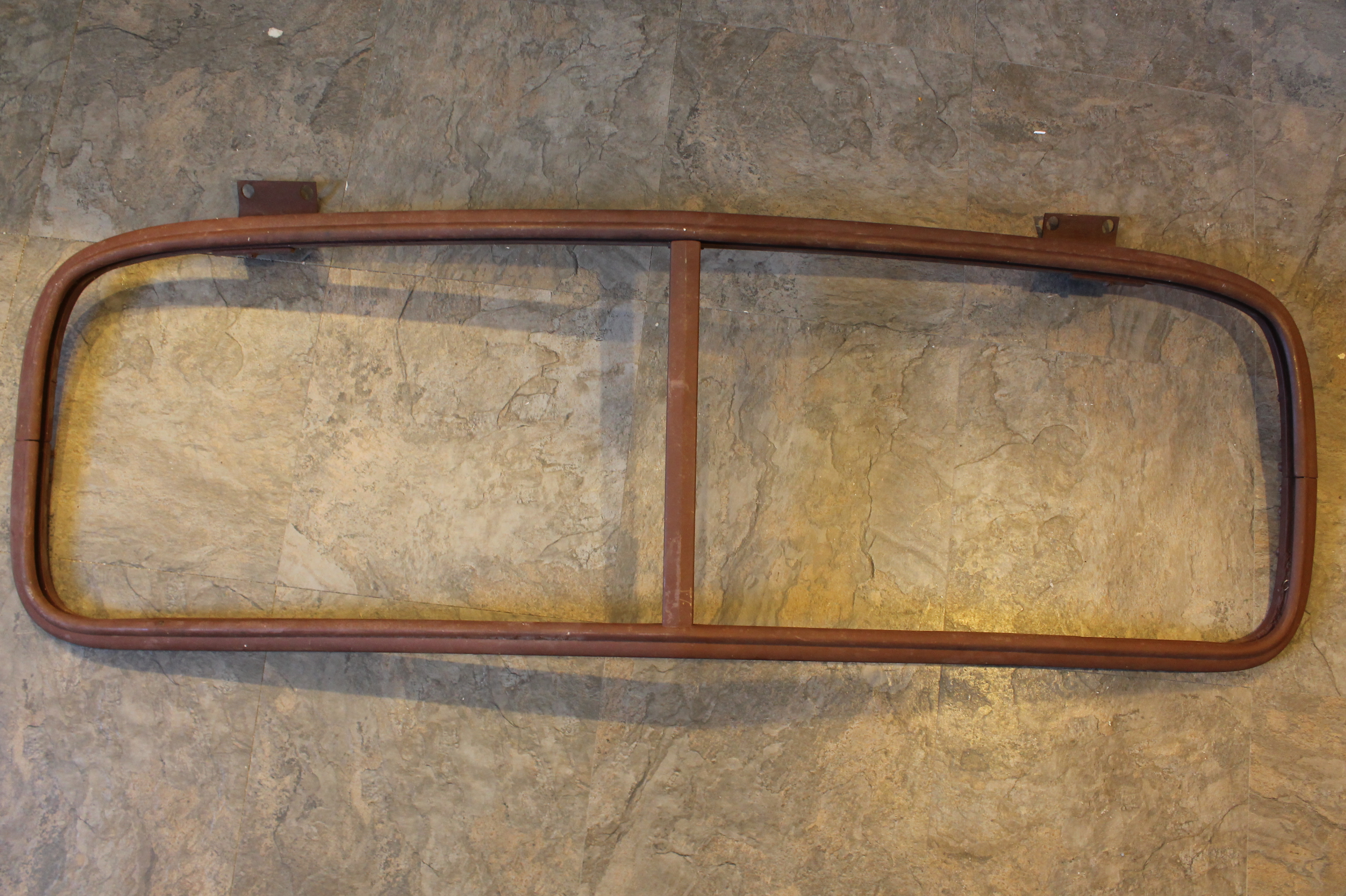 WWII Closed Cab Windshield Frame