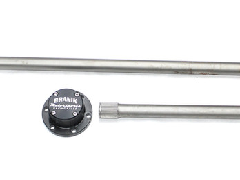 Hardened 4340 Custom 2-Piece Power Wagon Rear Axle Shafts Now Available!