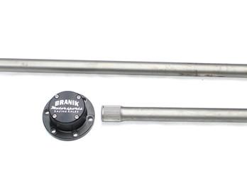Hardened 4340 Custom 2-Piece Power Wagon Rear Axle Shafts Now Available!