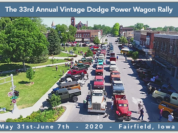 2020 Power Wagon Rally Registration is now open!