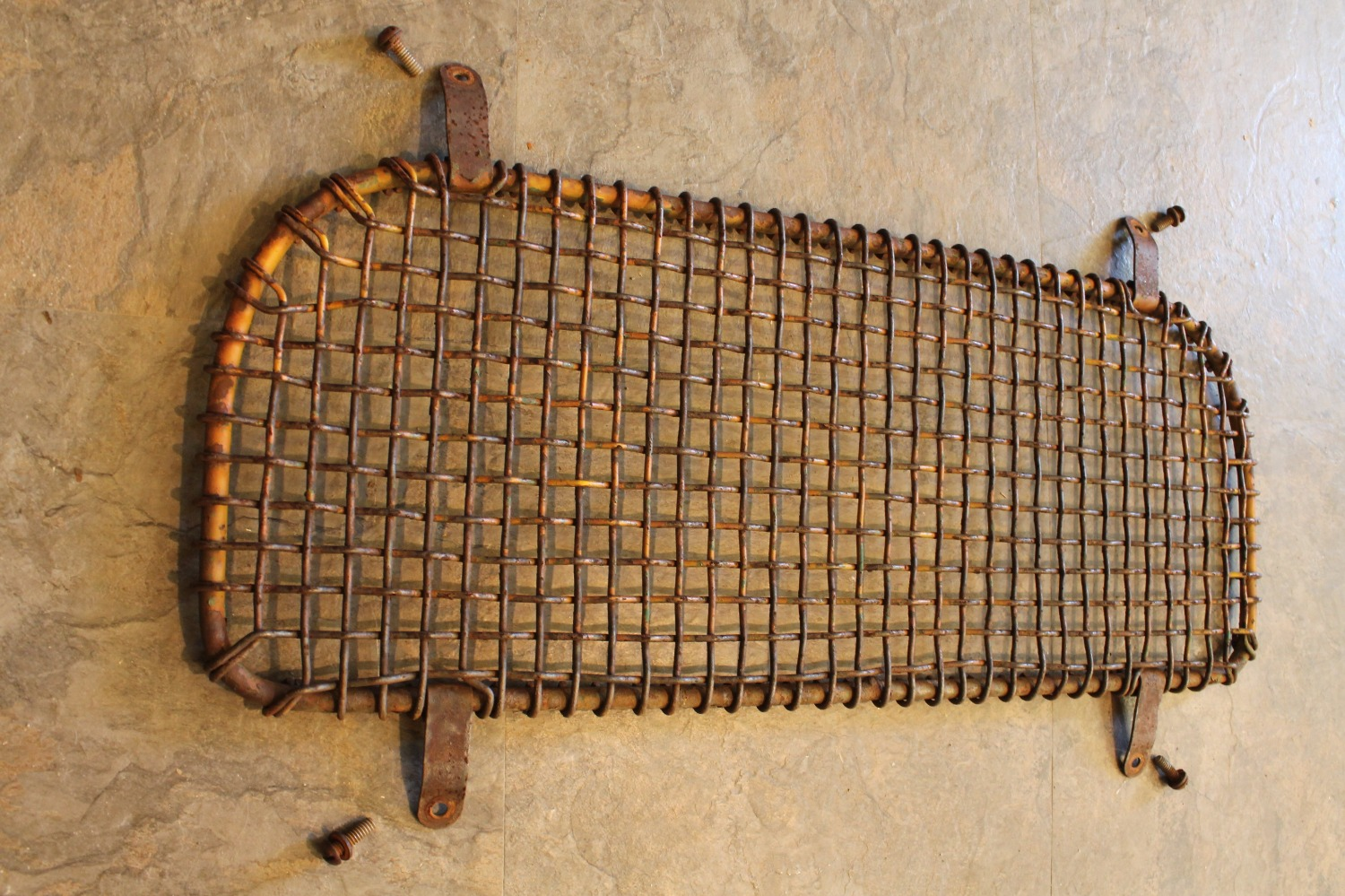 WWII WC 1/2 Ton Rear Window Grille