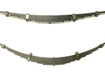 New WWII WC 1/2 Ton Leaf Springs Are Here!