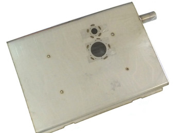 New M37/M43 Stainless Steel Fuel Tanks