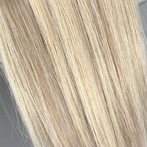 #18/22- Ash Blonde Mix Weft