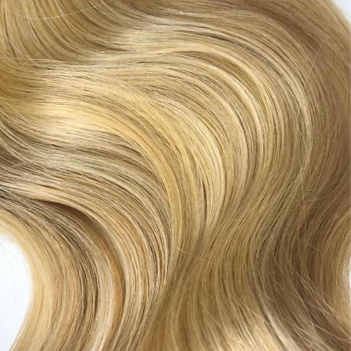 Clip-in #16/24/613 Natural Blonde Mix