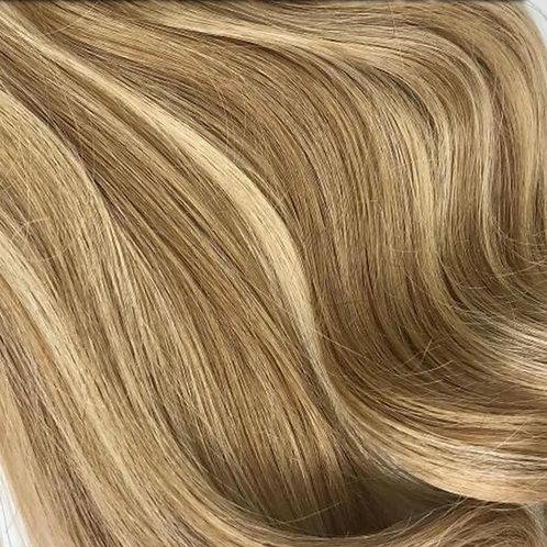 Clip-in #10/613 Medium Ash Blonde Mix