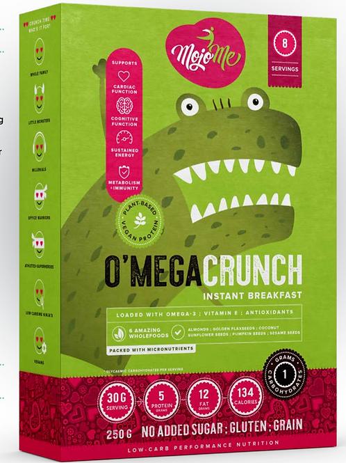 O'Mega Munch 250g Instant Breakfast
