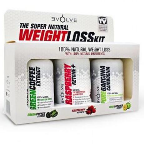 Supernatural Weight Loss Kit