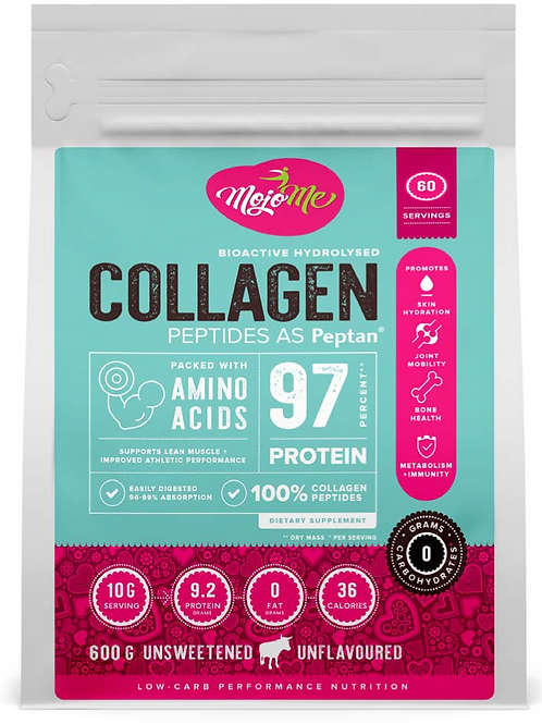 NEW Pure Collagen Peptides 250g