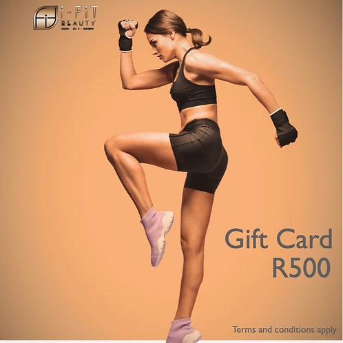 R500 Gift Card