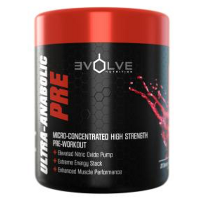 Ultra-Anabolic PRE