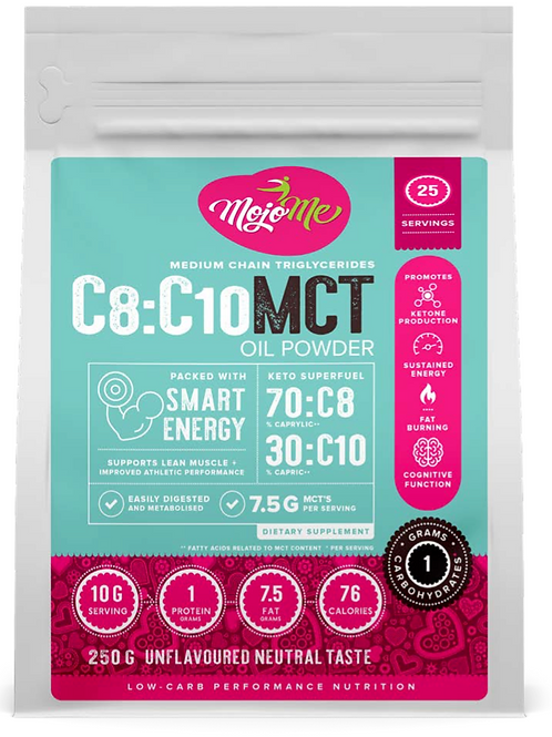 MCT Oil Powder 250g